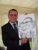 Lancashire Caricature Bookings